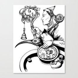 Sibilla 1 Canvas Print