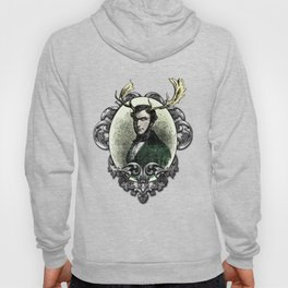 Oberon: Portrait of a Monarch Hoody