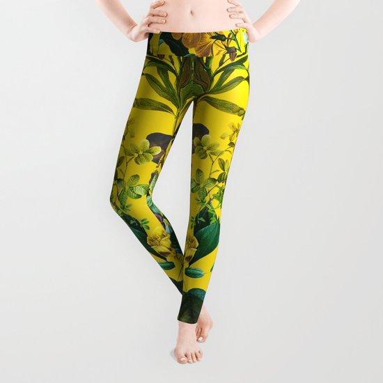 Tropical Jungle Leggings