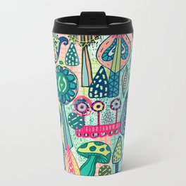 Mind Garden Metal Travel Mug