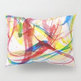 Dancing colors 2 Pillow Sham