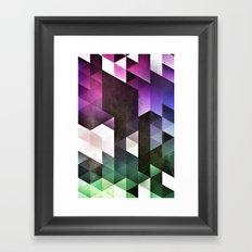 kynny Framed Art Print