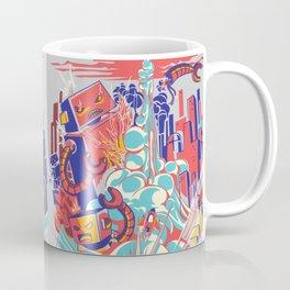Smash! Zap!! Zooom!! - Generic Spacecraft Coffee Mug
