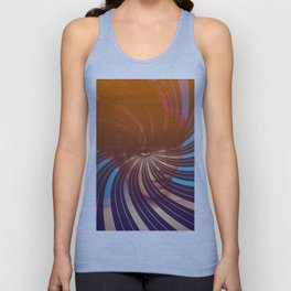 Eye Will Travel Far to See You Unisex Tank Top