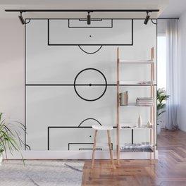 Soccer Field Wall Mural