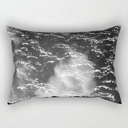 Jungle Smoke Rectangular Pillow