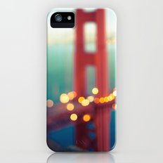 Meet Me In San Francisco iPhone (5, 5s) Slim Case