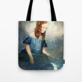 Drowned Moon Tote Bag