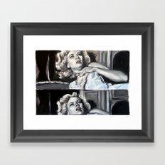 DialM Framed Art Print