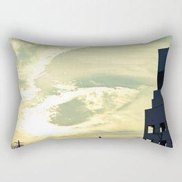 New Years Day Rectangular Pillow