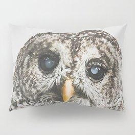 Hoo Pillow Sham