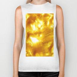 Liquid Gold Biker Tank