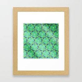 Farbensee Framed Art Print