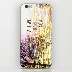 Unexplored Avenues by Debbie Porter iPhone & iPod Skin