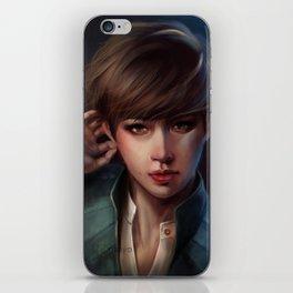 Hi. How ya doin'? iPhone Skin