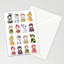PaperDolls Stationery Cards