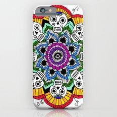 mandalavera de colores iPhone 6s Slim Case