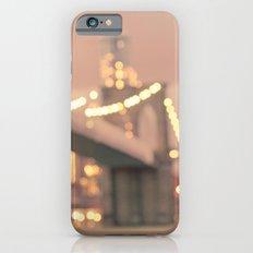 Brooklyn Bridge - Bokeh - New York City Slim Case iPhone 6s