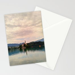 Lake Bled Fairy Tale Stationery Cards