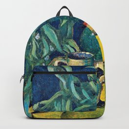 Synchrony In Green -  Paul Serusier Backpack