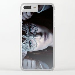 Ana Steele - Fifty Shades Darker Clear iPhone Case