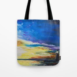 Lighthouse Strong Tote Bag