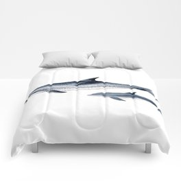 Atlantic spotted dolphin Comforters
