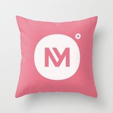 Minervalerio Throw Pillow