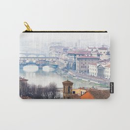 Florence. Carry-All Pouch