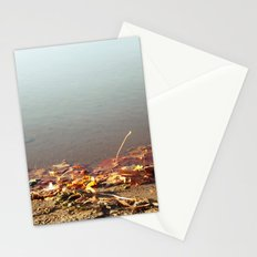 Autumn by the water Stationery Cards