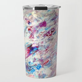 300 Refractions of a Pearl Travel Mug