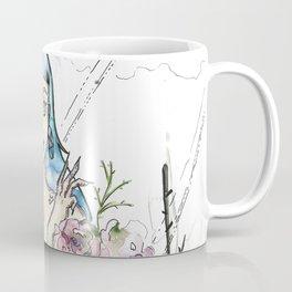 Freaky Flower girl Coffee Mug