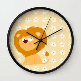Lala kahle Wall Clock
