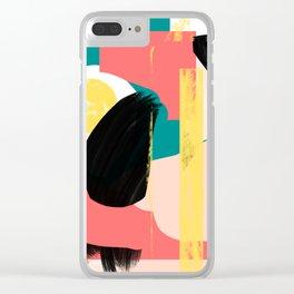 Rassasie Rassasie Clear iPhone Case