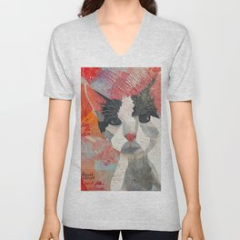 Hello There Unisex V-Neck