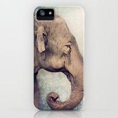 The smiling Elephant Slim Case iPhone (5, 5s)
