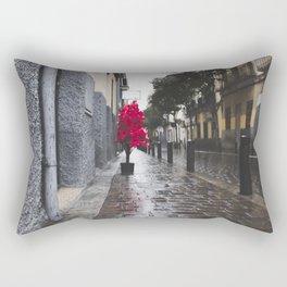 Christmas landscape Rectangular Pillow