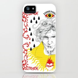 Teardrops for Layne iPhone Case