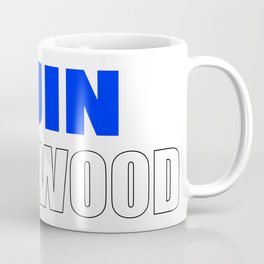 CUIN HOLLYWOOD Coffee Mug