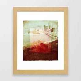 Duquesne Framed Art Print