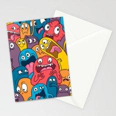 Weird Bros Stationery Cards