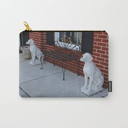 Two Guard Dogs Carry-All Pouch