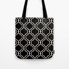 Trellis Patter II Tote Bag