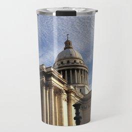Pantheon (Paris) Travel Mug