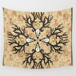 The Beast Wall Tapestry