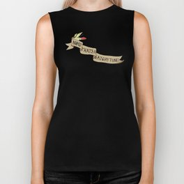 Now That's A Catchy Tune! Biker Tank