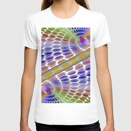 Rainbow Spirals T-shirt