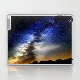 THE milky way Laptop & iPad Skin