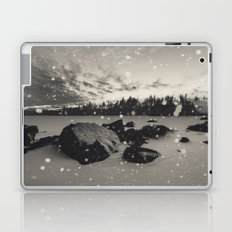 Twilight Snowfall Laptop & iPad Skin