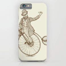 Flatland Penny Farthing iPhone 6s Slim Case